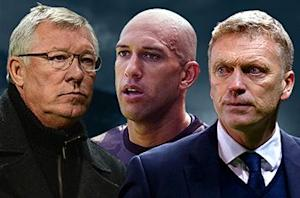 Tim Howard: Moyes and Ferguson are more different than people think