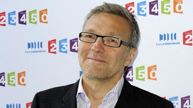 French TV host Laurent Ruquier (Reuters)