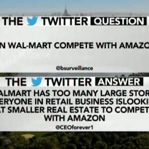 Can Wal-Mart Compete With Amazon?