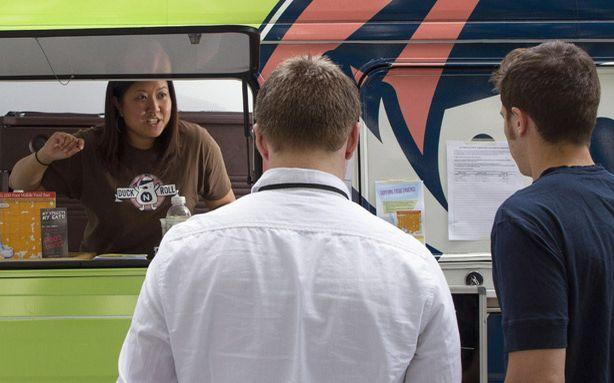 How Conservatives Can Win Over Young Voters: Talk About Food Trucks