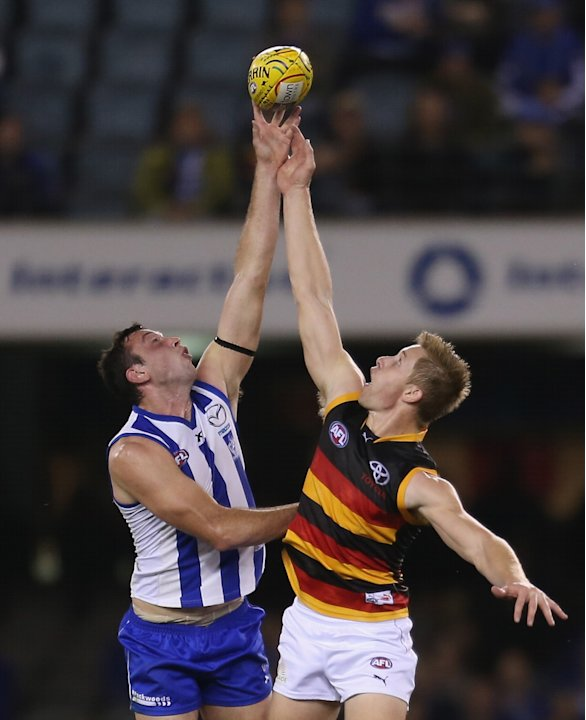 AFL Rd 9 - North Melbourne v Adelaide