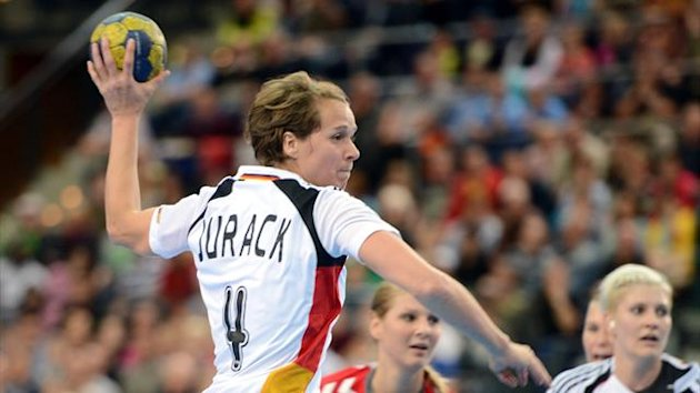 Grit Jurack, Handball National Team Germany
