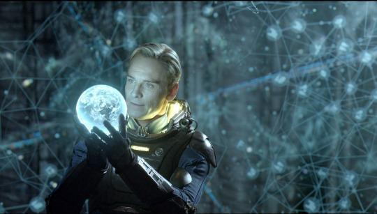 Ridley Scott: 'Alien: Covenant' Is First of 3 Prequels to 'Alien'