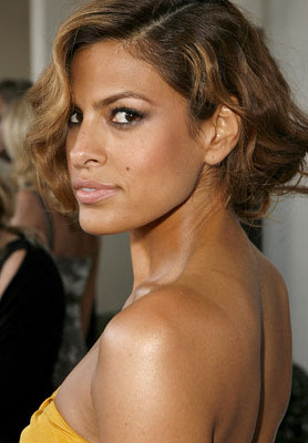 Eva Mendes at the Los Angeles premiere of THINKFilm's The Wendell Baker Story