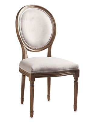 Luxe-Looking Steal: World Market Chair