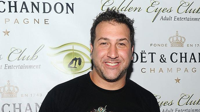 Joey Fatone JanB Day