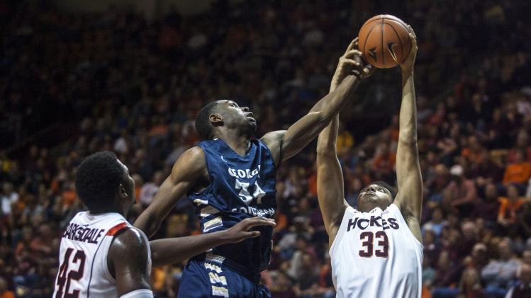 NCAA Basketball: Georgia Southern at Virginia Tech