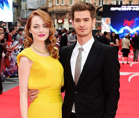 Emma Stone and Andrew Garfield Hold Hands, Eat Pancakes Post-Split: Details