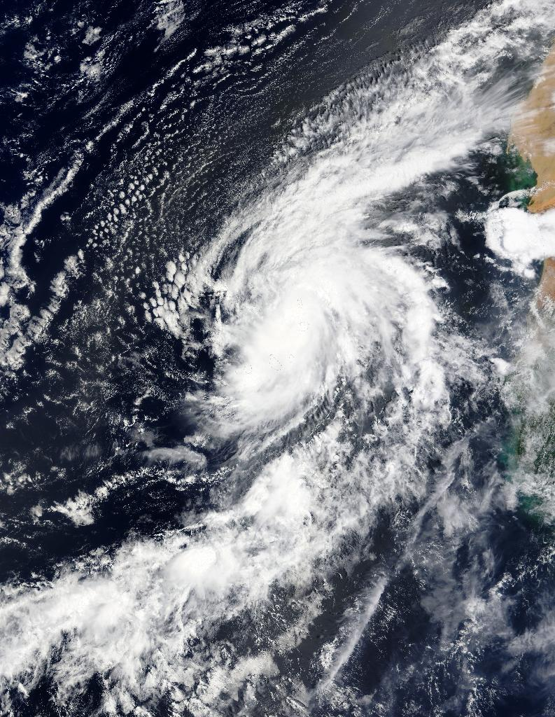 West African archipelago hit in rare hurricane strike