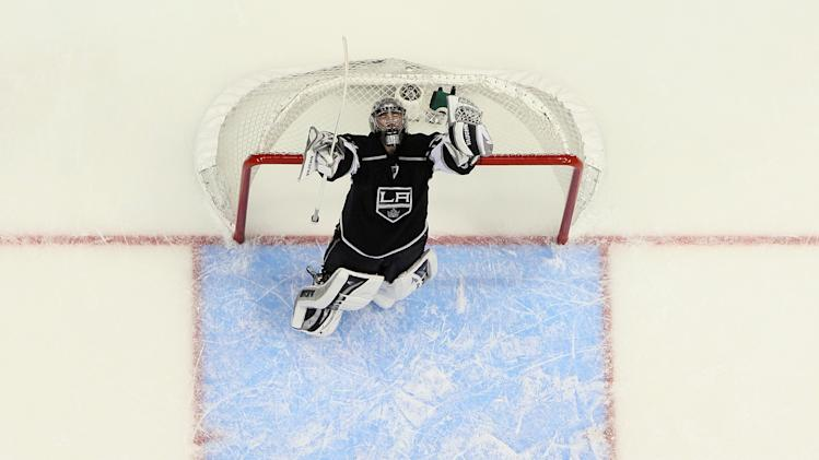 San Jose Sharks v Los Angeles Kings - Game Seven
