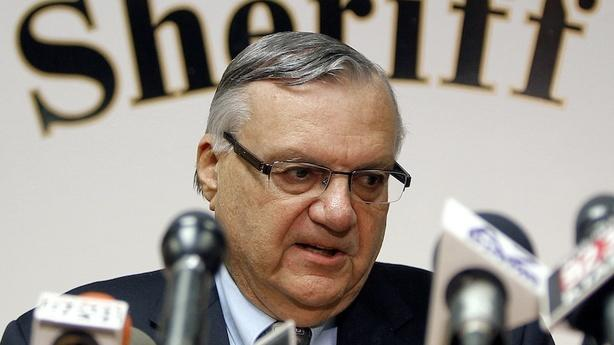The Justice Department Has Had It with Sheriff Joe