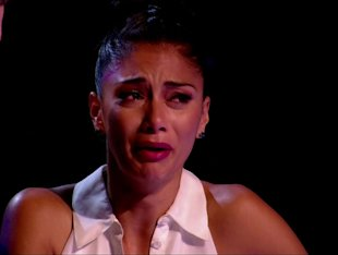 WATCH: X Factor's Nicole Scherzinger Reduced To Tears By Hopeful Ella Henderson