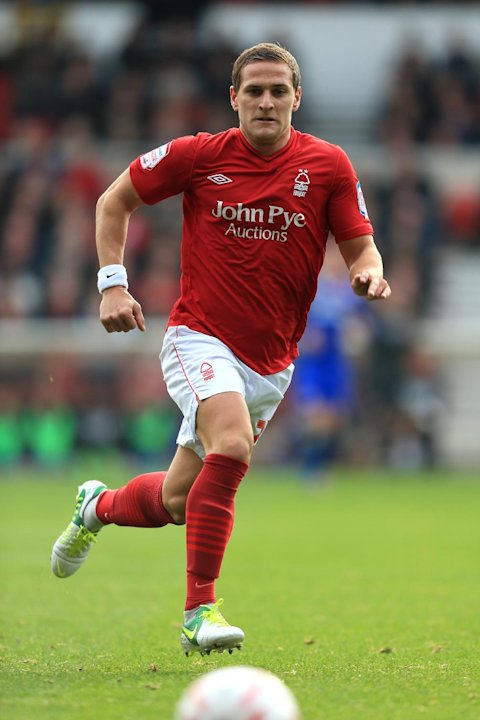 Billy Sharp scored Nottingham Forest's opener at Wolves