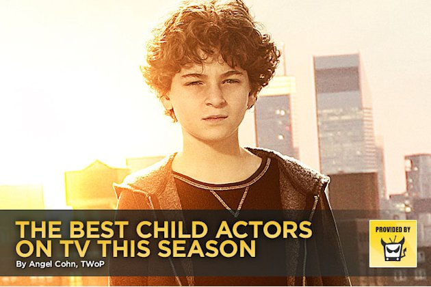 The Best Child Actors on TV …
