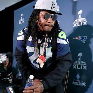 The Seahawks Have Marshawn Lynch's Back On Media Silence