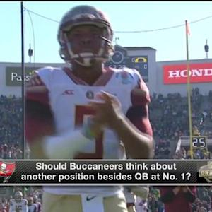 Should Tampa Bay Buccaneers avoid a QB with their top pick?