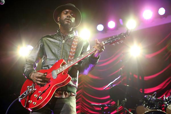 Gary Clark Jr. Launches Maverick Music Festival in Texas