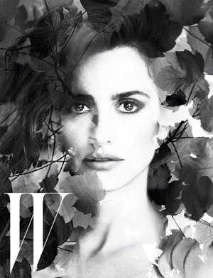More photos of Penelope Cruz's W photo shoot