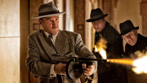 The Senseless Violence of 'Gangster Squad'
