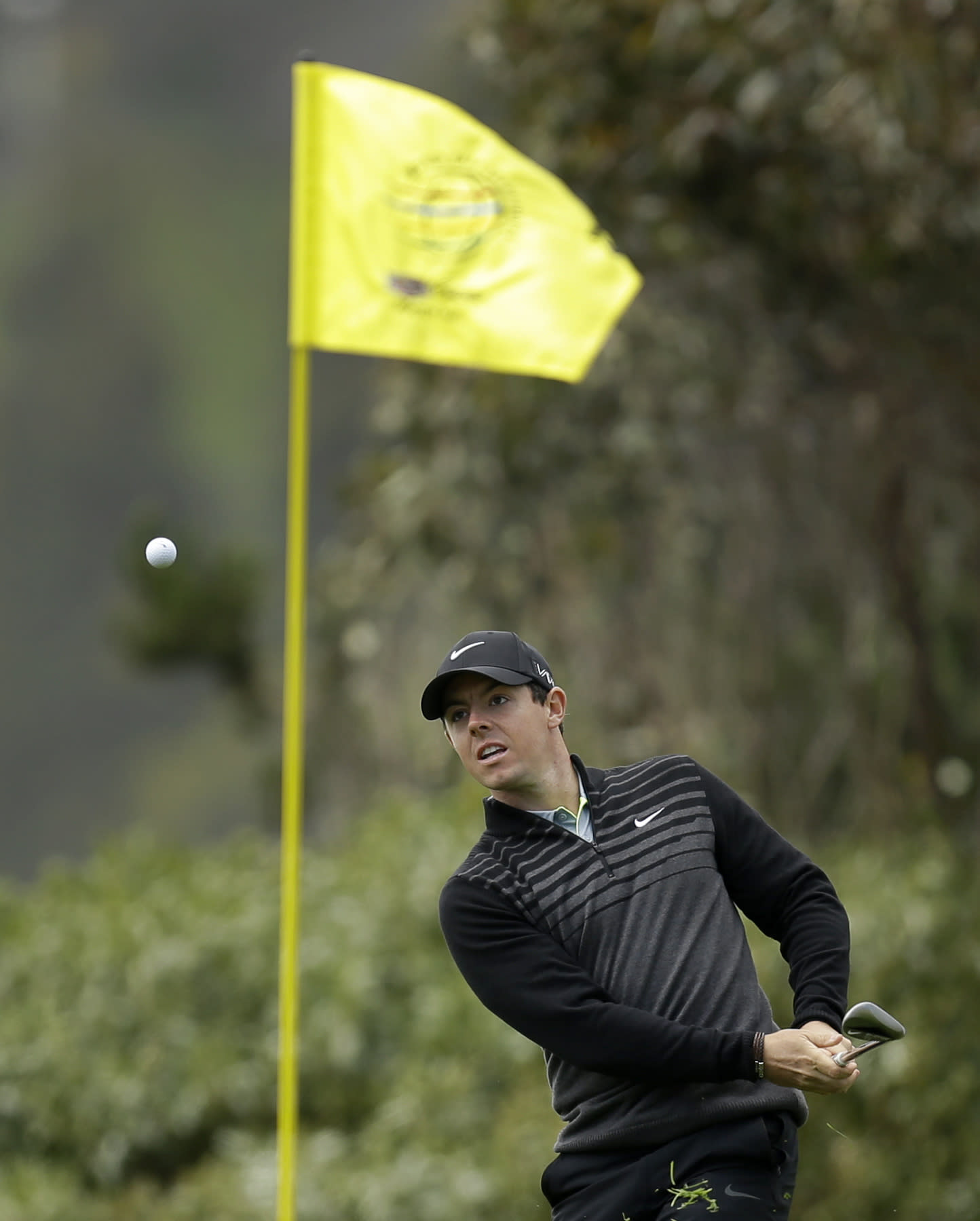 McIlroy top of the world at Match Play Championship