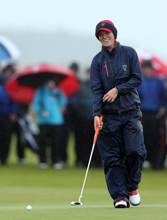 2012 Curtis Cup - Day Two