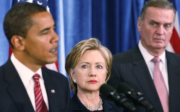 Mitt Romney Enlists Hillary Clinton to Attack Obama for Him