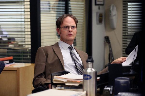 TVLine's Performer of the Week: Rainn Wilson