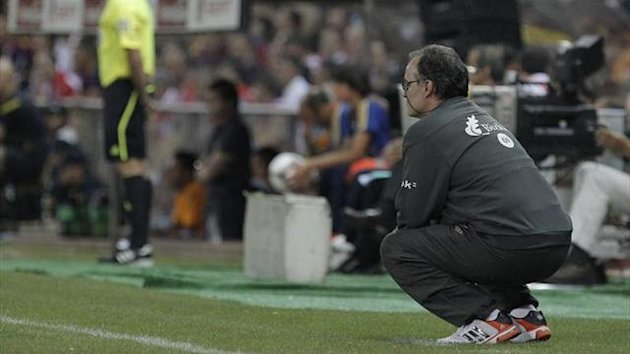 Bielsa, entrenador del Athletic