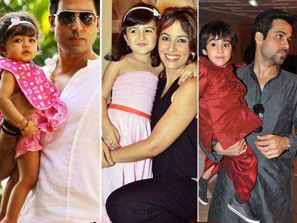 Bollywood's Mini Celebs with Mega Style