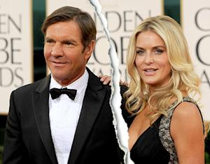 Dennis Quaid's Wife Kimberly Buffington-Quaid Files for Separation