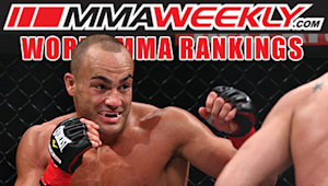 MMA Top 10 Rankings: Eddie Alvarez Makes a Move Up the Lightweight Division