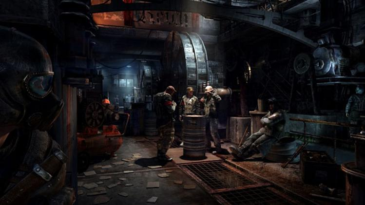 Review: 'Metro: Last Light' a can't-miss shooter