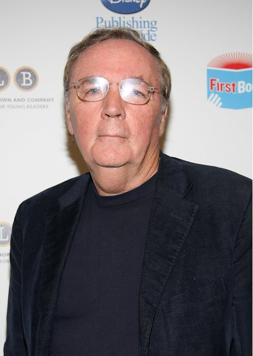 8. James Patterson, $94 m …