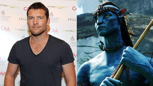 Sam Worthington 'Ready to Jump' Into Avatar Sequel