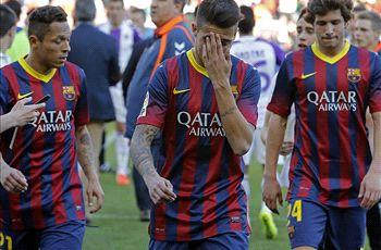 'Barcelona have sour taste in our mouths' - Zubizarreta