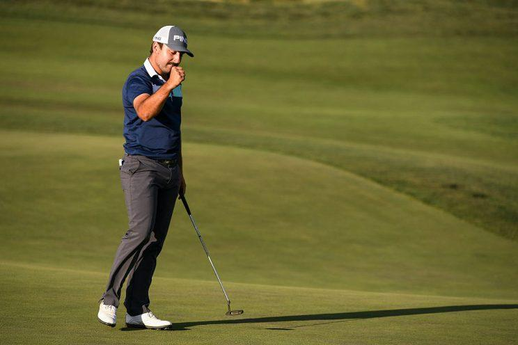 Stephan Jaeger shoots first-ever 58 in PGA Tour-sanctioned event
