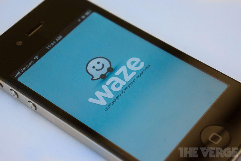Navigation app Waze will alert drivers about reported child abductions nearby