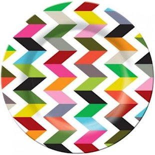 Paint Colors Zig Zag