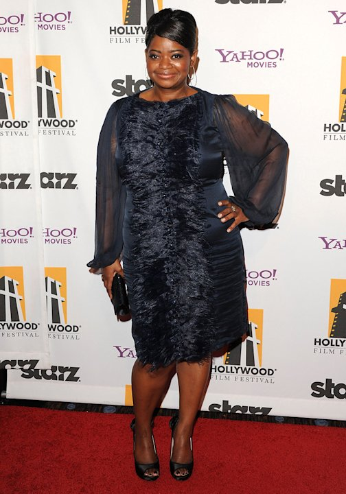 2011 Hollywood Film Awards Octavia Spencer