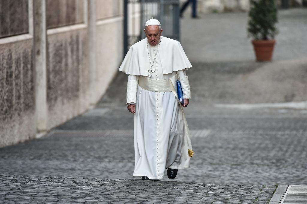 Pope says Church stance on marriage not up for review at synod