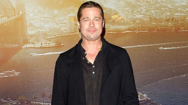 Brad Pitt Clears Up Rumors of 'WWZ' Tiffs