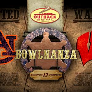 Outback Bowl: Auburn vs Wisconsin Preview