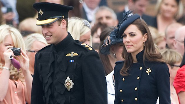 Prince William, Kate Named 2012 Olympic Ambassadors (ABC News)
