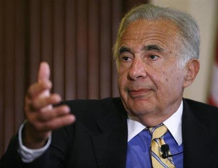 Icahn builds Dell stake, complicating buyout: CNBC