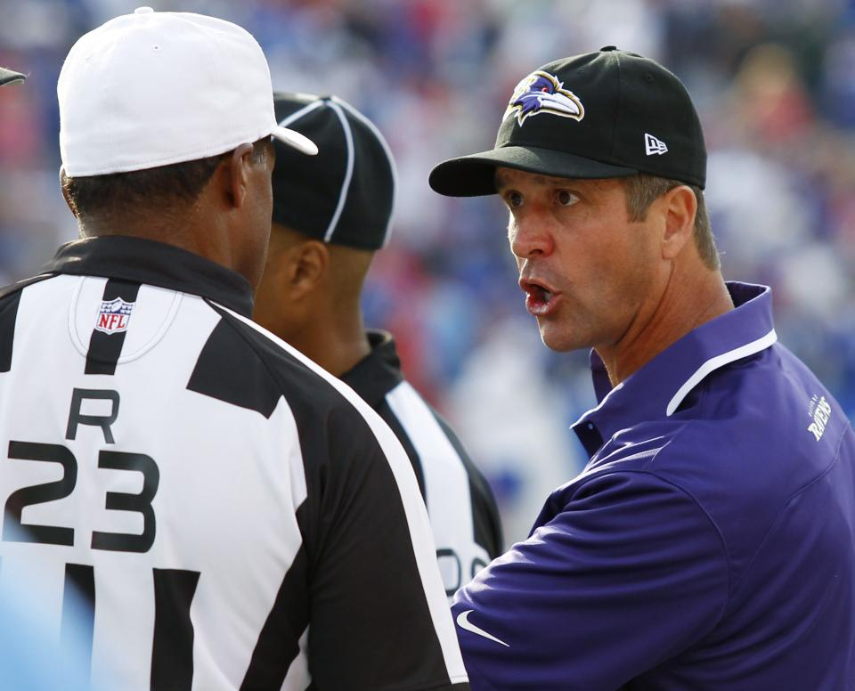 Ravens' running game needs improvement