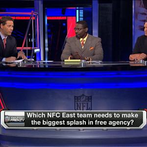 How should the NFC East approach free agency?