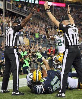 NFL Officials Strike: It's not the tipping point, it's the drowning point