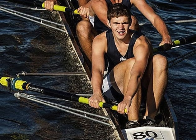 Episcopal Rower Paul Pratt died in a tragic accident, but his teammates continued competing and winning in his honor — Philadelphia Daily News