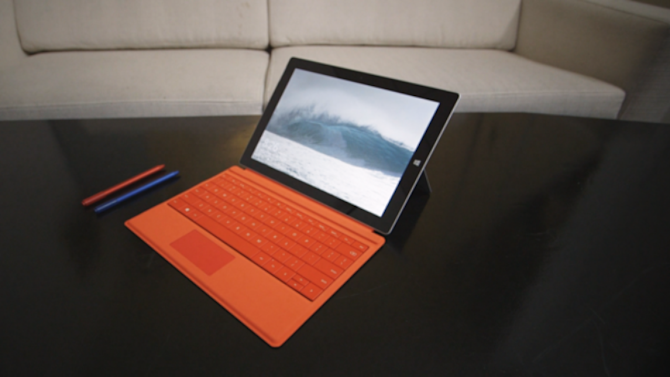 Microsoft Surface 3 hands-on
