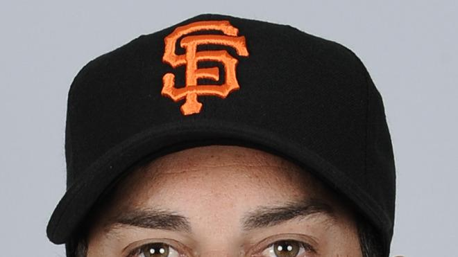 Ryan Vogelsong Baseball Headshot Photo